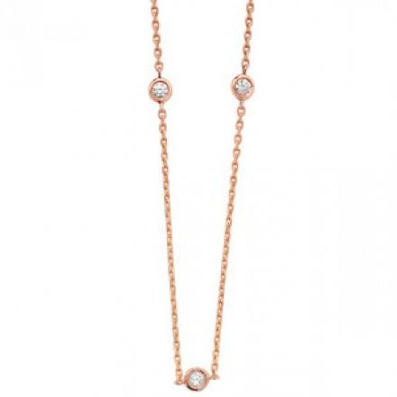 Diamond Necklace, NDQ103R